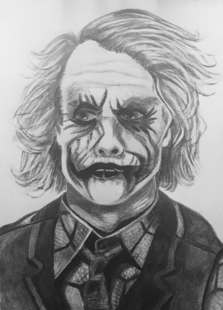 Heath Ledger par Shorty
